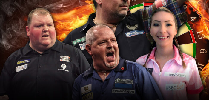 A Night at the Darts, Motherwell